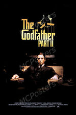 Posters Usa - The Godfather Part Ii Movie Poster Glossy Finish - Mcp656