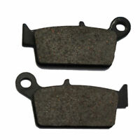 SYUU Motorcycle Replacement Front Rear Brake Pads Brakes for Honda XR 250 400 600 650 CR 250 500 CRF 230 CRM 250 XL 230 NX4 FA185F FA131R