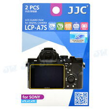 JJC Lcp-a7s LCD Film Camera Screen Display Protector for Sony A7s A7 A7r