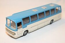 .. TEKNO 950 MERCEDES BENZ 0302 BUS COACH WERBE PROMO BLUE CREAM EXCELLENT