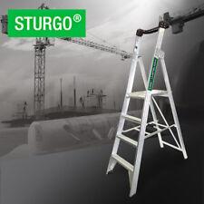 Aluminium Platform Ladders For Sale Ebay