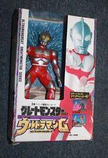 Ultraman Defender of the Universe Ultramangreat greatmonster series figure rare