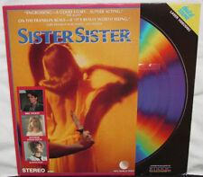 SISTER, SISTER - 1987 - Mystery Thriller - Laserdisc