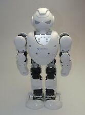 UBTECH Alpha 1S Intelligent Humanoid Robotic For Intelligent Life White