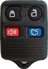1998 - 2007 LINCOLN TOWN CAR NEW 4-BUTTON KEYLESS REMOTE       (1-r12fx-dkr-3dy)