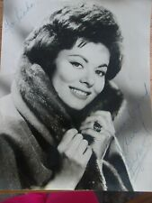 Autographed Photo of Anne Heywood