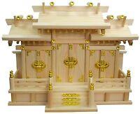 Japanese Buddhist Altar Fittings Home Shrine Household Shinto Kamidana