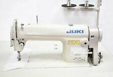 Industrial Sewing Machine Juki Ddl 8100 Lockstitch Servo Motor Table Stand