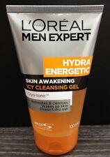 100ml LOREAL Hydra energetic Icy Cleansing Anti Acne Face Wash Foam Cryo Tonic