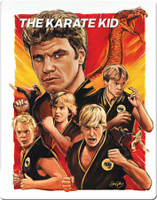 The Karate Kid (2000 ONLY Zavvi Exclusive Limited Edition Blu-ray Steelbook) [UK