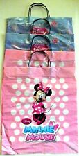 New listing Disney Princess and Minnie Mouse Halloween Trick or Treat Bags Set of 4