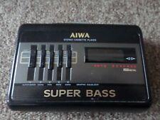 AIWA Stereo Cassette Player HS-G56 - Tragbarer Cassette Player - Walkman