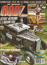 Ol Skool Rodz magazine #83.
