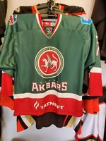 KOVALCHUK #17- AK BARS KHL ICE HOCKEY JERSEY LUTCH