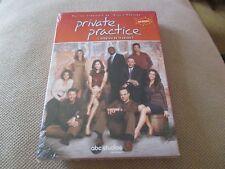 "COFFRET 6 DVD NEUF ""PRIVATE PRACTICE - SAISON 5"""