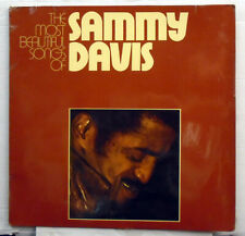Sammy Davis - The Most Beautiful Songs of - vinyl DOUBLE LP Reprise REP 64 014