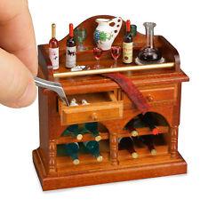 Reutter porzellan petit bar decorated wine buffet poupée 1:12 Art. 1.788/1