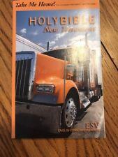 Holybible New Testament ESV English Standard Version Ships N 24h