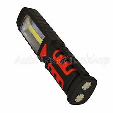 LIGHTHOUSE Swivel Inspection Light & Torch With Magnetic Base COB LED 220 Lumens