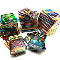 Lot Of 60+ Goosebumps Books RL Stine | Mixed Collection | Rare and Vintage Sets
