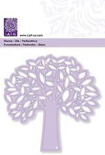 Prägeschablone ~ Stanzschablone ~ cArt-Us ~ Baum ~ für Big Shot - Cuttlebug NEU