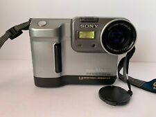 Sony Digital Mavica 1.3 Mega Pixels Camera in Case,Charger, Extra Battery Works!