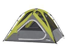 Core 3 Person Instant Dome Tent 7' X 7'