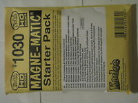 Kadee HO #1030  HO Scale Starter Pack (See Below what comes in Package)