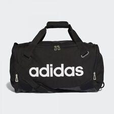 ADIDAS SPORTS DUFFEL BAG - DAILY TEAM BAG HOLDALL - RRP £32 SMALL BLACK 668b2e0000