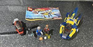 Lego 76019 Marvel Guardians Of The Galaxy Star blaster Showdown Set Complete
