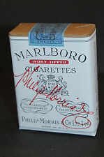 "MARLBORO, 1945 filter (wartime) ""VINTAGE"" CIGARETTE PACK           wz-qm  Prop"
