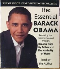The Essential Barak Obama Dream From My Father & The Audacity Of Hope