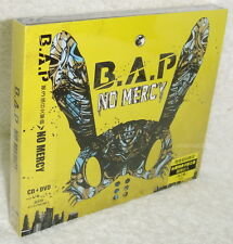 B.A.P NO MERCY 2014 Taiwan CD+MV DVD+Sticker Card (BAP) Japanese Lan. BAP