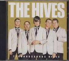 THE HIVES - Tyrannosaurus hives - CD 2004 NEAR MINT CONDITION