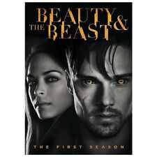 Beauty and the Beast: The First Season (DVD, 2013, 6-Disc Set)