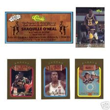 SEALED Shaquille O'Neal'A Star is Born' 23-kt Gold Set