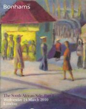 BONHAMS South African Art Battiss Krige Pierneef Sekoto