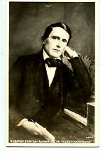 Stephen Foster-Songwriter-Father American Music-RPPC-Real Photo Vintage Postcard
