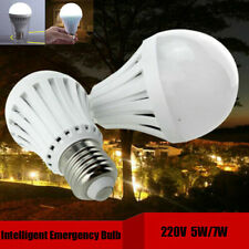 Energy Saving Intelligent Emergency Bulb Light Rechargeable LED Lamps E27 SL US