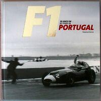 s1784) Formula 1 - F1 50 anos em Portugal Sonderbuch 2008 ** Formel 1 Rennen
