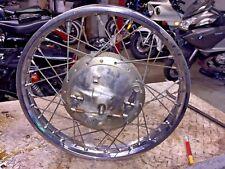"Suzuki T250 Hustler, 18"" Front Wheel, Hub, Axle, T350"
