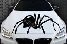 1x Spider Spinnen Autoaufkleber Seitenaufkleber 100cm Tuning SpMan Tribal Tattoo