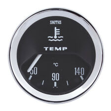 Classic Mini Electric gauge 52mm - Water temperature °C - Black 1959-00 GAE124X