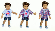 My Brittany's British Band for American Girl Boy Dolls- 18 Inch Boy Doll Clothes