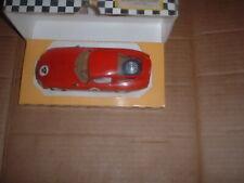 VINTAGE 1960s SCALEXTRIC  SUPER 124 REF No 24C/602 ALFA ROMEO RED VG/BOX
