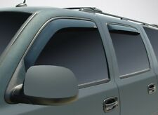 In-Channel Vent Visors for a 2000 - 2006 GMC Yukon XL