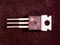 2SC1061 - Hitachi Transistor C1061 (TO-220) GENUINE