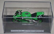 Kawasaki ZX7-RR Endurance Steve Hislop  C Walker 1999 1:24 IXO Motorbike - Rare