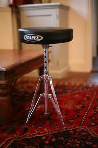 Mapex heavy duty drum throne (seat) great condition