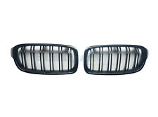 ABS 3 SERIES M STYLE FRONT GRILLE (DOUBLE FIN) GLO B H CA FOR 12-18 F30 F31 F35